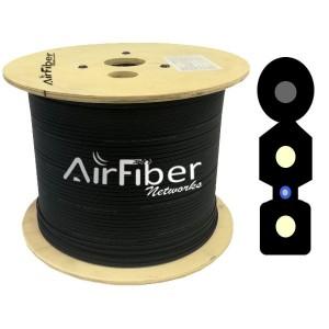 Cable Drop Plano - 4 Hilo - Carrete 1Km