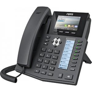 Teléfono IP para 4 lineas